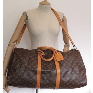 Keepall duffle 55 Louis Vuitton